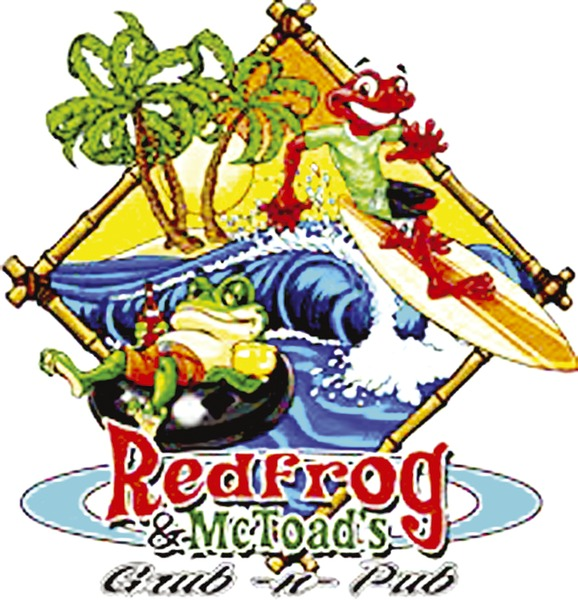 Red Frog & McToad's