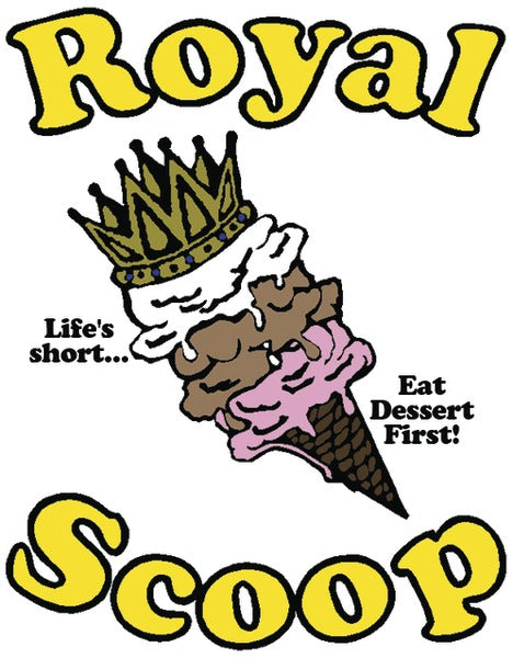 Royal Scoop Ice Cream