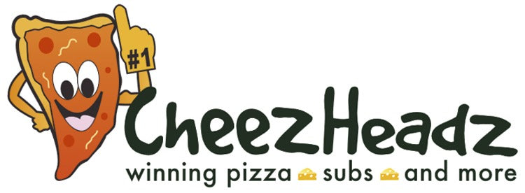 CheezHeadz Winning Pizza