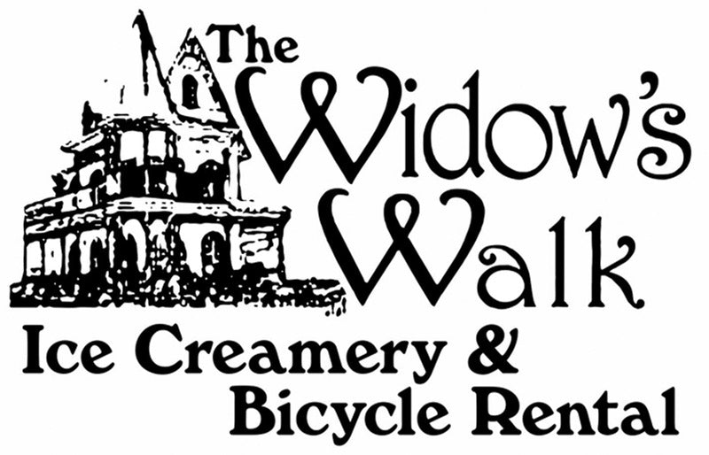 The Widow's Walk Ice Creamery and Bicycle Rentals