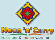 Naan 'n' Curry