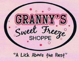 Granny's Sweet Freeze Shoppe