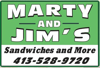 Marty and Jim's