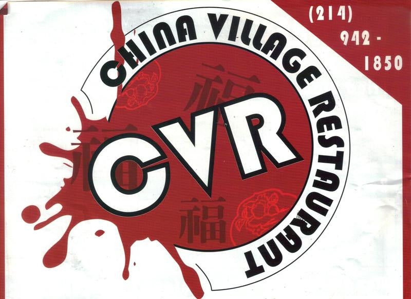 China Village Restaurant
