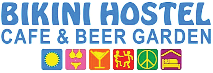 Bikini Hostel Cafe & Beer Garden