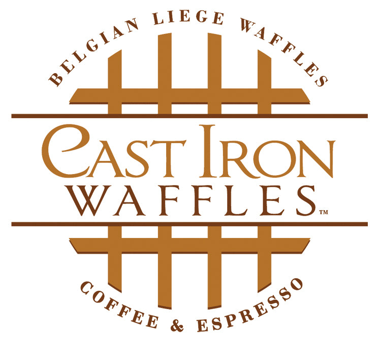 Cast Iron Waffles