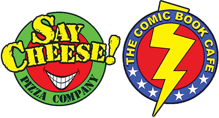 Say Cheese! Pizza Co./Comic Book Cafe