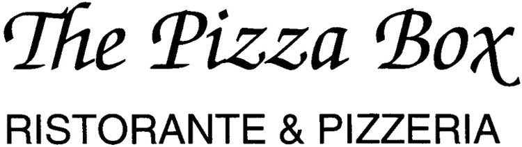 The Pizza Box Ristorante & Pizzeria