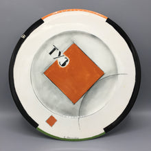 Wladimir Nemukhin c. 1980s 'As' Russian Abstraction for Villeroy & Boch