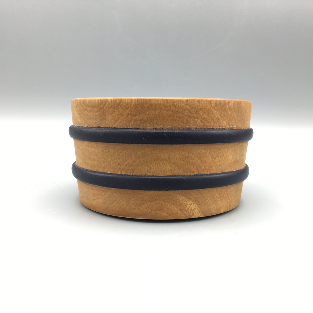 Sid Sharples Hand-Turned Camphor Wood Vide Poche Bowl