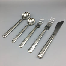Modernist Flatware Set Richard Meier for Swid Powell (20 pc)