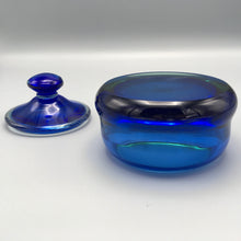 Flavio Poli for Seguso c. 1950 Sommerso Murano Glass Box
