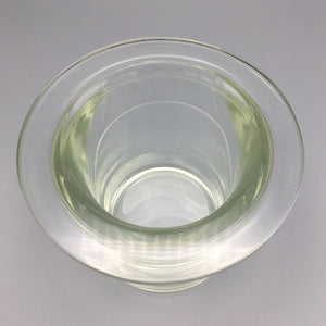 Albert Herbert for Salviati & Co Minimalist 1960 Murano Glass Vessel