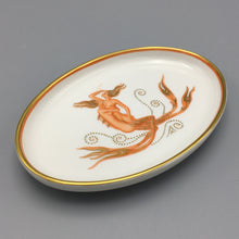 Kurt Wendler Jazz Age Fantasy Lesbian Water Nymph Mermaid Tray