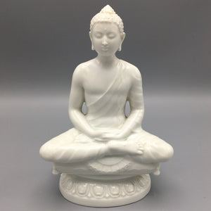 Richard Förster c. 1923 Blanc de Chine Buddha for Rosenthal Bavaria