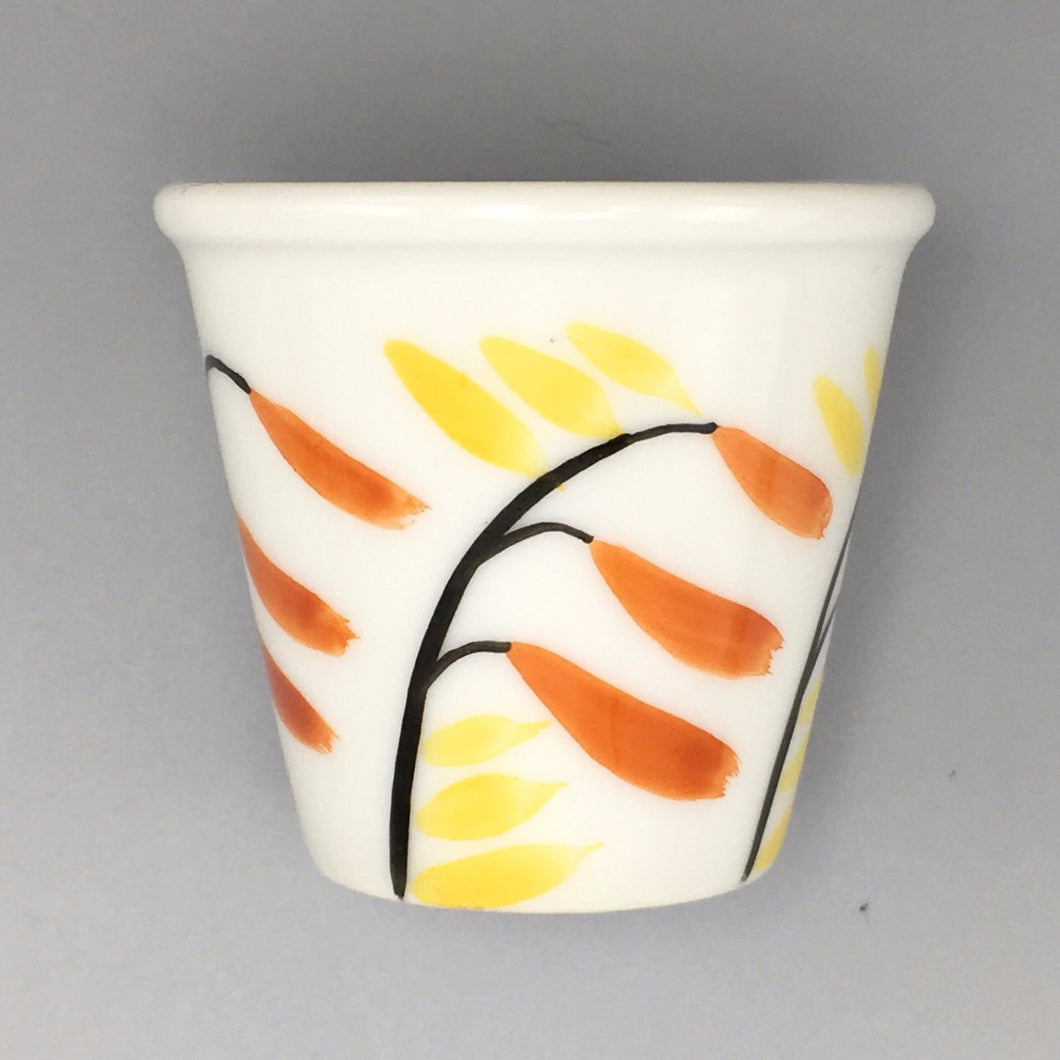 Rosenthal Hand Painted Abstract Art Deco Jardiniere - Tiny