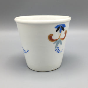Rosenthal Hand Painted Abstract Art Deco Jardiniere - Medium