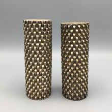 Tiffany & Co. Designer Sterling Silver Modernist Salt & Pepper Grinder