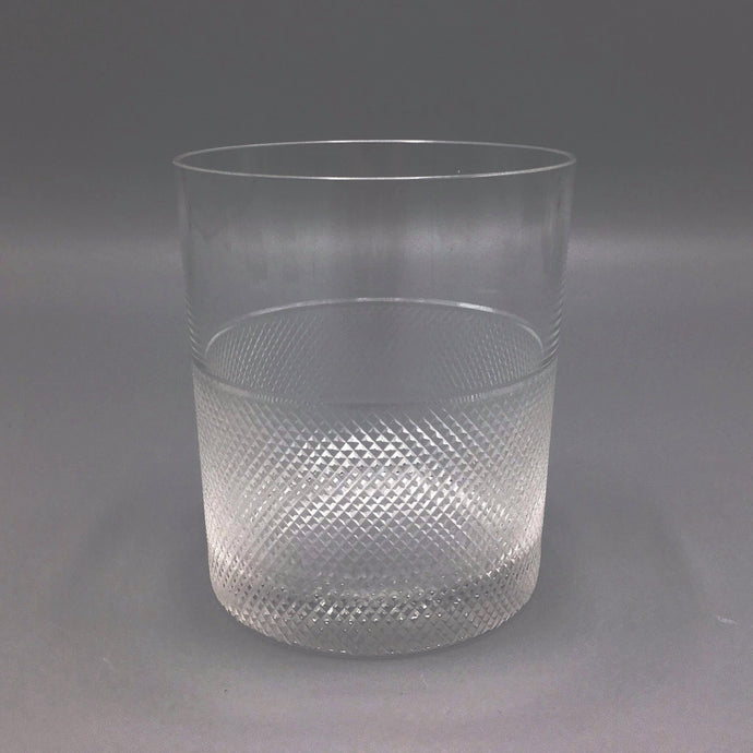 Moser for Tiffany & Co. Large Modernist Whiskey Glasses (4)