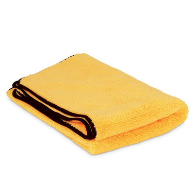 "Liquid X Multi-Purpose Microfiber Detailing Towel with Silk Edges - 16"" x 24"""