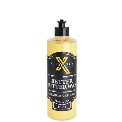 Liquid X Better Butter Wax - 16oz