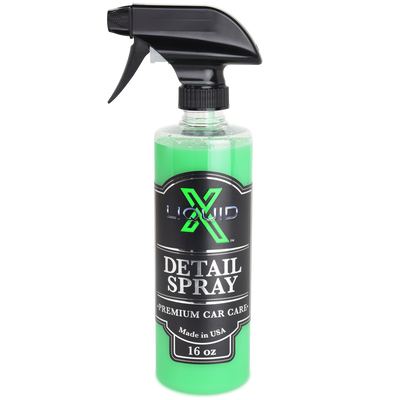 Liquid X Detail Spray - 16oz