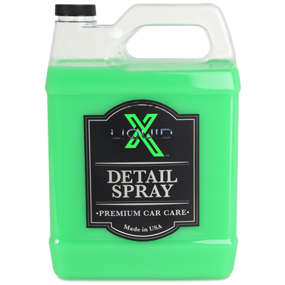 Liquid X Detail Spray - 1 Gallon