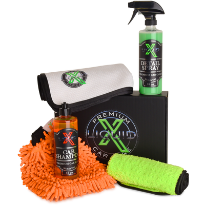 Liquid X Quick Wash & Dry Box Kit