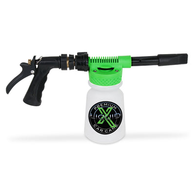 Liquid X Foam Wash Gun