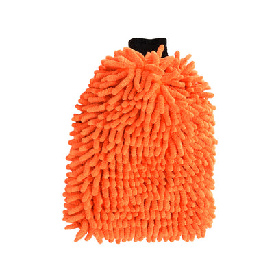 "Liquid X Premium Large Wash Mitt - 12"" x 8"""