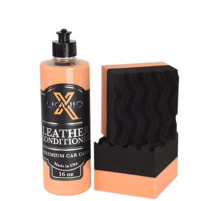Liquid X Classic Leather Conditioner Combo