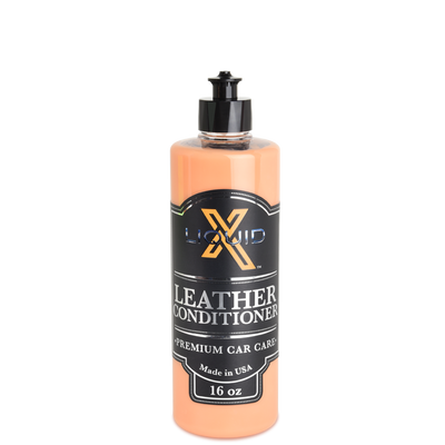 Liquid X Leather Conditioner - 16oz