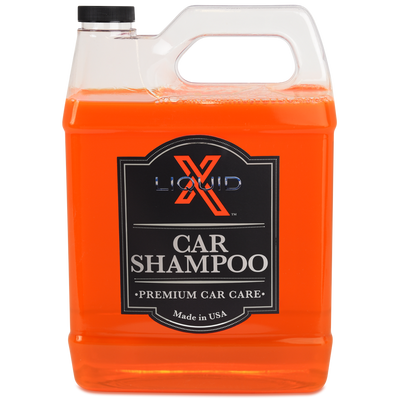 Liquid X Car Shampoo - 1 Gallon