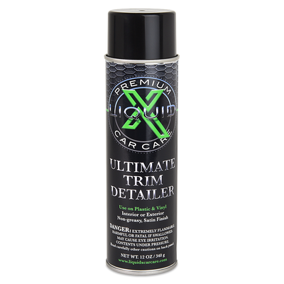 Liquid X Ultimate Trim Detailer - 12oz