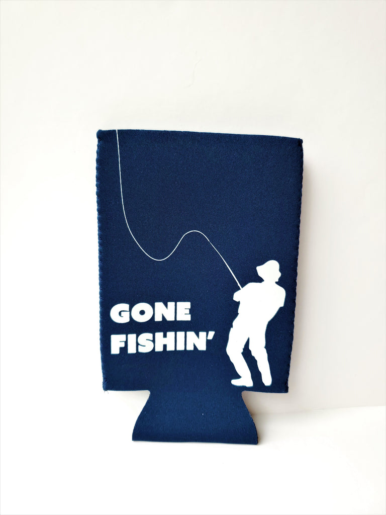 GONE FISHIN'