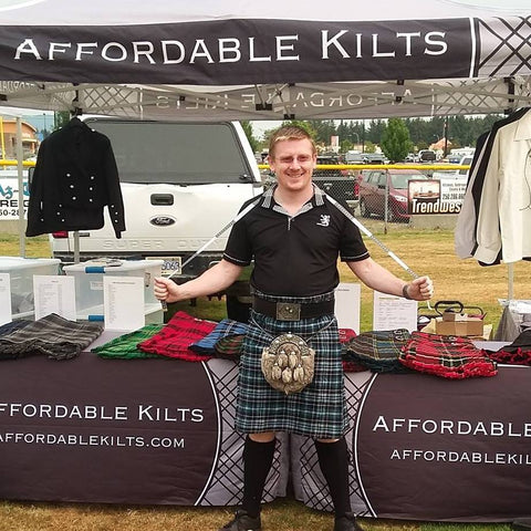 Affordable Kilts - Barry