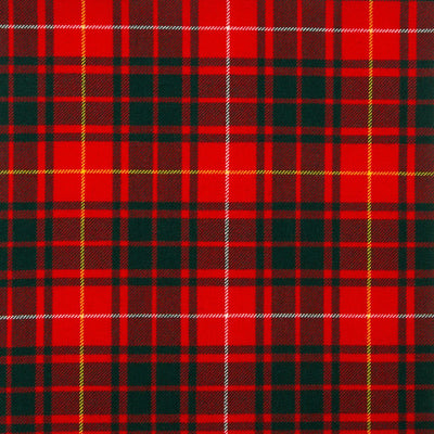 Bruce Tartan Mini Skirt - Deluxe - Affordable Kilts