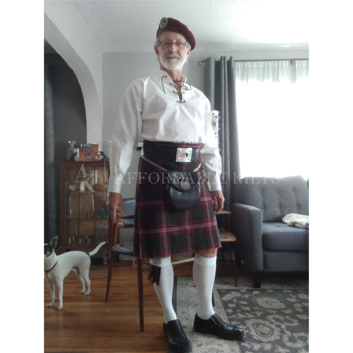 Crawford Tartan - Deluxe - Affordable Kilts