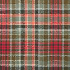 Gordon Red Weathered Tartan Kilt - Affordable Kilts