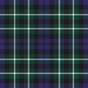 Graham Modern Tartan Mini Skirt - Deluxe - Affordable Kilts