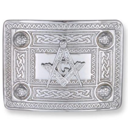 Buckle - Masonic - Affordable Kilts