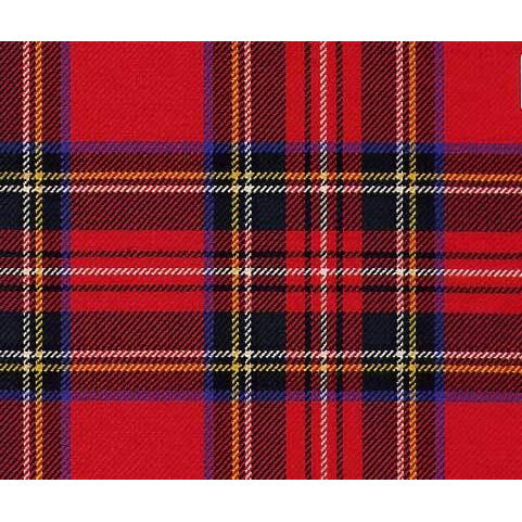 Royal Stewart Tartan - 100% Wool - Affordable Kilts