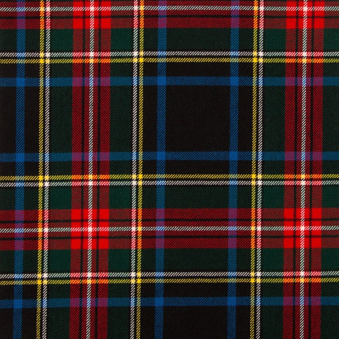 Stewart Black Tartan - Deluxe - Affordable Kilts