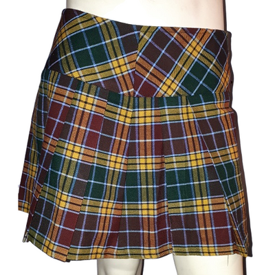 Buchanan Hunting Tartan Mini Skirt - Classic