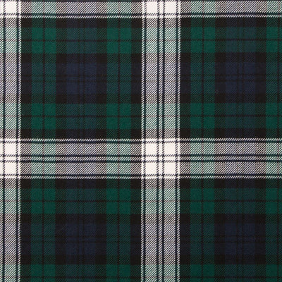 Black Watch Dress Tartan Mini Skirt