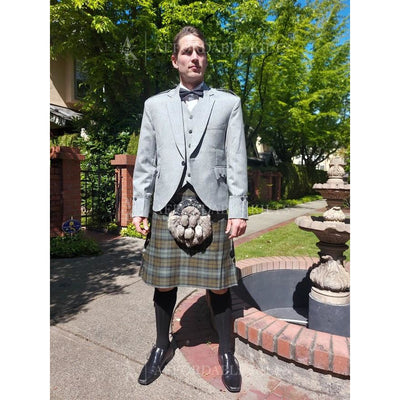 Black Watch Weathered Tartan - Deluxe