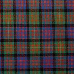 Carnegie Ancient Tartan Mini Skirt