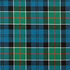 Colquhoun Ancient Tartan Mini Skirt - Deluxe