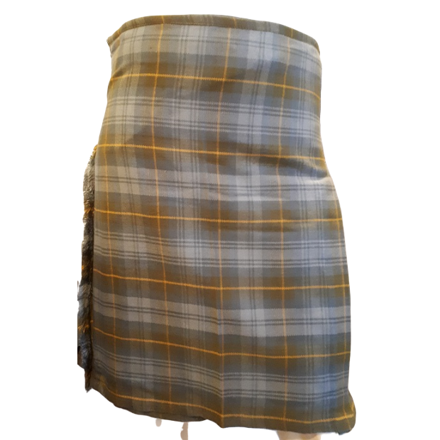 Gordon Weathered Tartan Kilt - Affordable Kilts