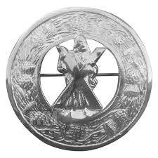 St Andrew Brooch - Affordable Kilts